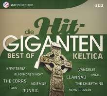 Die Hit-Giganten: Best of Keltica, 3 CDs