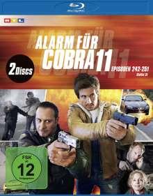 Alarm für Cobra 11 Staffel 31 (Blu-ray), 2 Blu-ray Discs