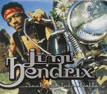 Jimi Hendrix: South Saturn Delta, CD