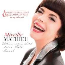 Mireille Mathieu: Wenn mein Lied deine Seele küsst, CD