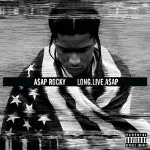 ASAP Rocky: Long.Live.A$AP (Deluxe Version) (Limited Edition) (Colored Vinyl), 2 LPs