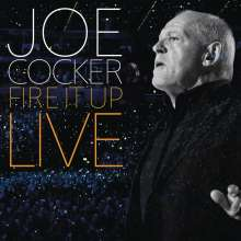 Joe Cocker: Fire It Up: Live 2013, 2 CDs