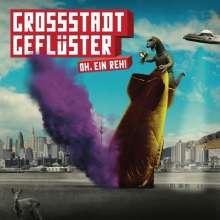 Großstadtgeflüster: Oh, ein Reh!, CD