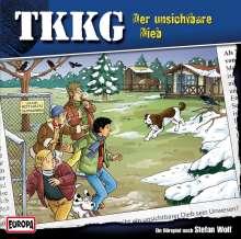 Stefan Wolf: TKKG (Folge 185) - Der unsichtbare Dieb, CD