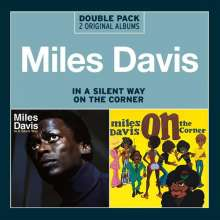 Miles Davis (1926-1991): In A Silent Way / On The Corner, 2 CDs
