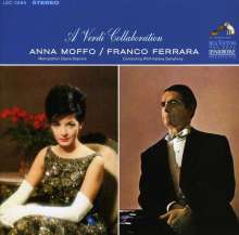 Anna Moffo and Franco Ferrara - A Verdi Collaboration, CD