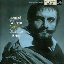 Leonard Warren - Verdi Baritone Arias, CD