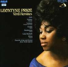 Leontyne Price - Verdi-Heroines (15 Great Arias and Scenes from 8 Operas), 2 CDs