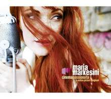 Maria Markesini: Cinema Passionata, CD