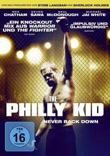 The Philly Kid, DVD