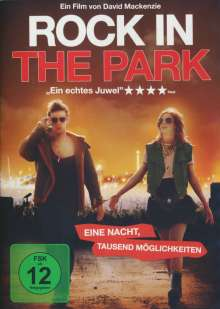 Rock In The Park, DVD
