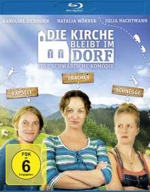 Die Kirche bleibt im Dorf (Blu-ray), Blu-ray Disc