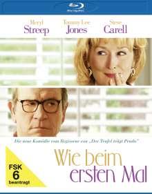 Wie beim ersten Mal (Blu-ray), Blu-ray Disc