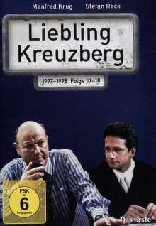 Liebling Kreuzberg Staffel 5 Box 2, 3 DVDs