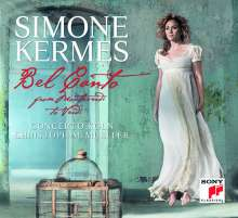 Simone Kermes - Bel Canto (From Monteverdi to Verdi), CD