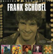 Frank Schöbel: Original Album Classics, 5 CDs