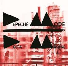 Depeche Mode: Delta Machine (180g), 2 LPs