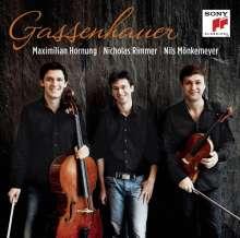 Nils Mönkemeyer/Nicholas Rimmer/Maximilian Hornung - Gassenhauer, CD