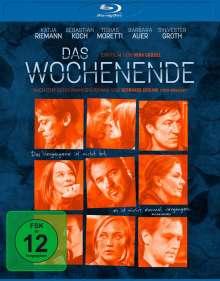 Das Wochenende (Blu-ray), Blu-ray Disc