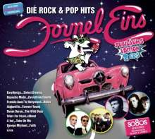 Formel Eins Rock Pop Hits, 2 CDs