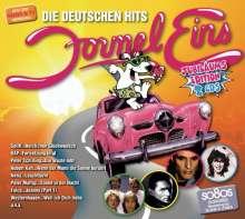 Formel Eins: Die deutschen Hits, 2 CDs
