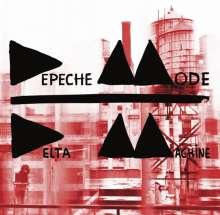 Depeche Mode: Delta Machine, CD