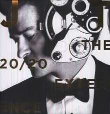 Justin Timberlake: The 20/20 Experience, 2 LPs