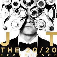 Justin Timberlake: The 20/20 Experience, CD
