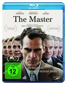 The Master (Blu-ray), Blu-ray Disc