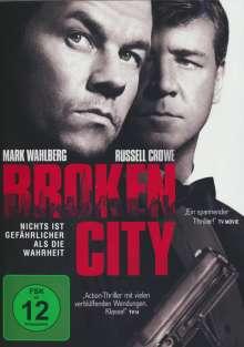 Broken City, DVD