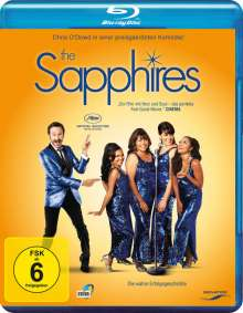 The Sapphires (Blu-ray), Blu-ray Disc