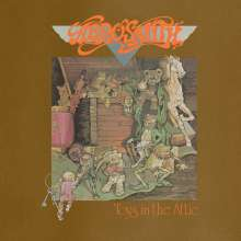 Aerosmith: Toys In The Attic (remastered) (180g) (Limited Numbered Edition), LP