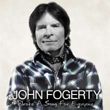 John Fogerty: Wrote A Song For Everyone, CD