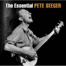 Pete Seeger: The Essential, 2 CDs