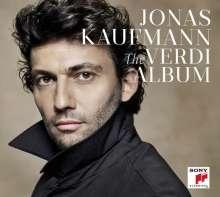 Jonas Kaufmann - The Verdi Album (Deluxe Edition), CD