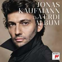 Jonas Kaufmann - The Verdi Album, CD