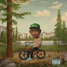 Tyler The Creator: Wolf (Limited-Edition) (Pink Vinyl), 2 LPs und 1 CD