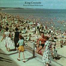 King Creosote: From Scotland With Love, CD
