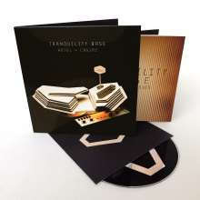 Arctic Monkeys: Tranquility Base Hotel + Casino, CD