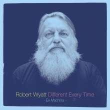 Robert Wyatt: Different Every Time Vol.1 (180g), 2 LPs