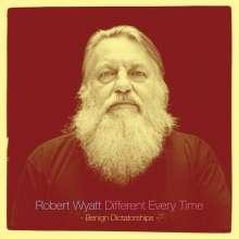 Robert Wyatt: Different Every Time Vol.2 (180g), 2 LPs