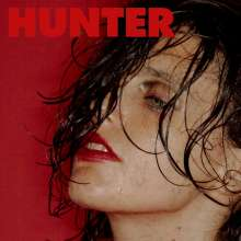 Anna Calvi: Hunter (180g) (Limited-Edition) (Red Vinyl), LP