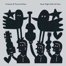 James Yorkston, Jon Thorne & Suhail Yusuf Khan: Neuk Wight Delhi All-Stars, CD