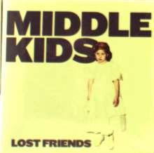 Middle Kids: Lost Friends, CD