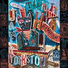 James Yorkston: The Route To The Harmonium (180g), LP
