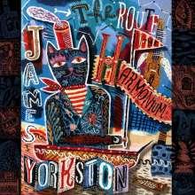 James Yorkston: The Route To The Harmonium, CD