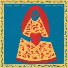 James Yorkston, Jon Thorne & Suhail Yusuf Khan: Nine Emotions, CD