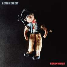 Peter Perrett: Humanworld (180g) (Limited-Edition) (Blue Vinyl), LP