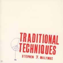 Stephen Malkmus (ex-Pavement): Traditional Techniques, CD