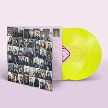 The Kills: Little Bastards (remastered) (Limited Edition) (Neon Yellow Vinyl), 2 LPs